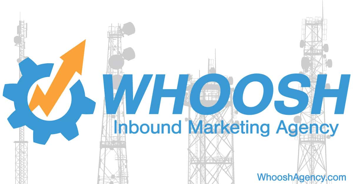 Inbound Marketing Agency Whoosh Agency - Inbound marketing services